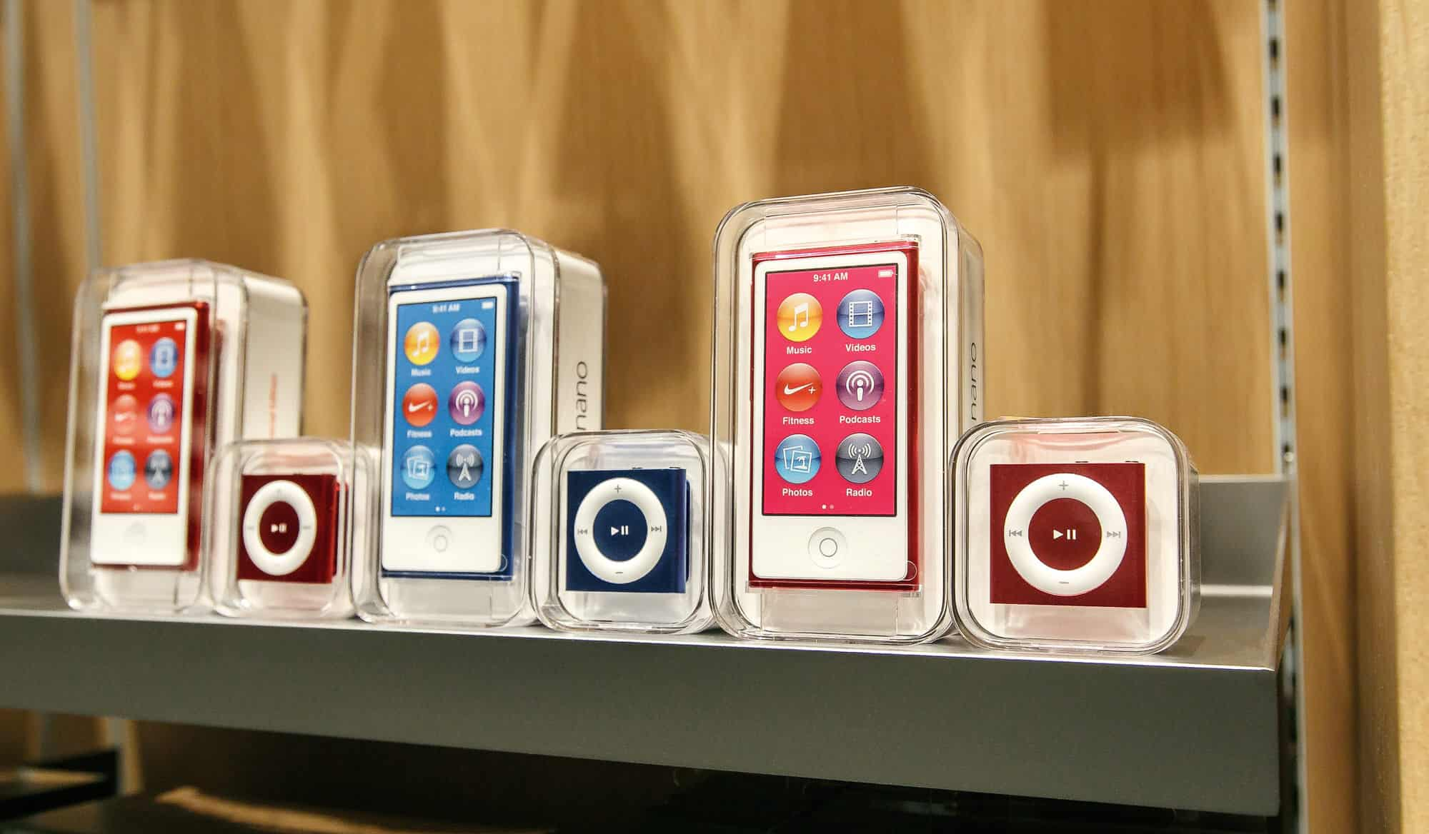 iPod-Ladegeräte